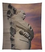Dr. Martin Luther King Jr Memorial Tapestry