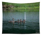Duck Pond Tapestry