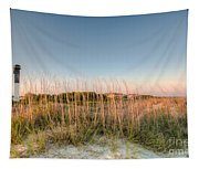 Dunes To Lighthouse Tapestry