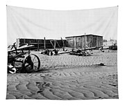 Dust Bowl, C1936 Tapestry