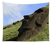 Easter Island 18 Tapestry