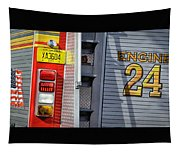Engine 24 Tapestry