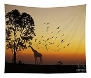Evening Meal Tapestry