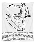 Exercise, 19th Century Tapestry