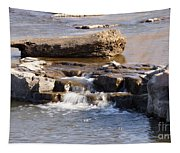 Falls Park Waterfall Tapestry
