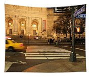 Fifth Avenue Tapestry
