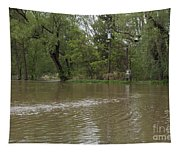 Flooded Park Tapestry