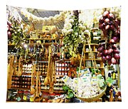 Florence Market Tapestry