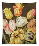 Flower Study Tapestry