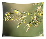 Flowering Brome Grass Tapestry