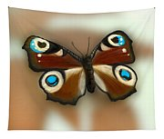 Fly Butterfly Tapestry