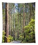 Forest Road Tapestry