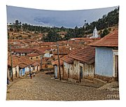 forgotten village Totora Tapestry