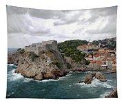 Fort Lovrijenac - Dubrovnik - Croatia Tapestry