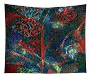 Fractal Flower Tapestry