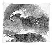 France Mont Blanc, 1851 Tapestry