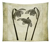Galanthus Nivalis Flore Pleno Tapestry