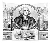 George Whitefield (1714-1770) Tapestry