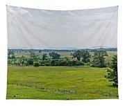Gettysburg Battlefield Tapestry