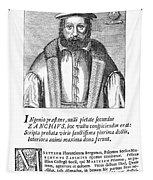 Girolamo Zanchi (1516-1590) Tapestry