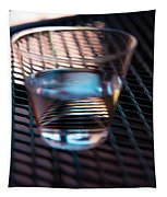 Glass Half Full Tapestry by David Patterson