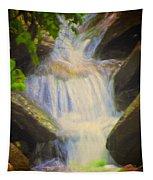 Glen Iris Waterfall Tapestry