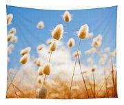 Golden Field Tapestry