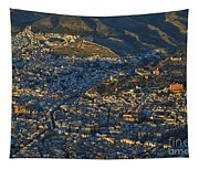 Granada And The Alhambra Tapestry