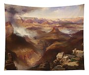 Grand Canyon Of The Colorado River Tapestry