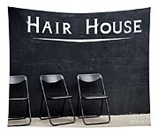 Hair House Tapestry