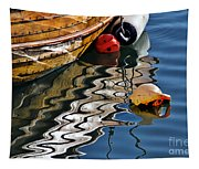 Harbour Reflections Tapestry