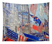 Hassam's Allies Day May 1917 -- The Avenue Of The Allies Tapestry