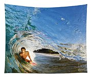 Makena Boogie Boarder Tapestry