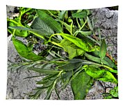 Herbs Tapestry