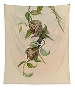 Hummingbirds Tapestry