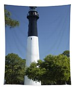 Hunting Island Lighthouse Sc Tapestry