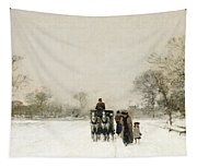 In The Snow Tapestry