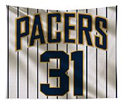 Indiana Pacers Uniform Tapestry