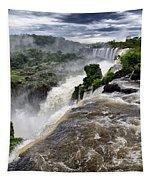 Iquassu Falls - South America Tapestry