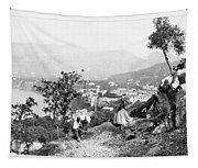 Italy Sorrento, C1869 Tapestry