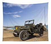 Jeep Willys Tapestry