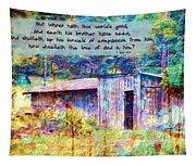 1 John 3 17 Tapestry