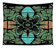 Kaleidoscope Flower 4 Tapestry