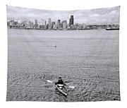Kayaking Elliot Bay Tapestry