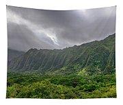 Koolau Waterfalls Tapestry
