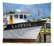 Lady Eva Tapestry