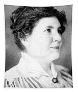 Laura Ingalls Wilder (1867-1957) Tapestry