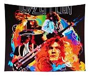 Led Zeppelin Art Tapestry