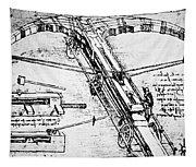 Leonardo: Invention Tapestry