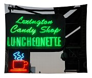 Lexington Candy Shop Tapestry